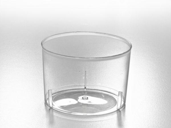 CHIQUITO 600x450 - Vaso vino/chiquito de plástico cristal 240cc