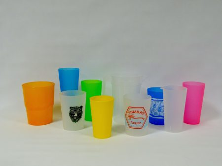 Gama vasos eco reutilizables