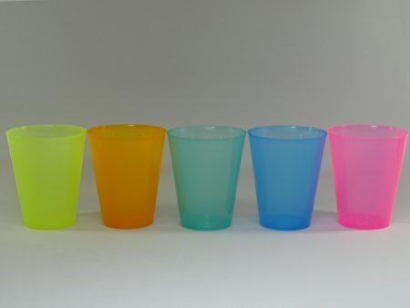 SIDRA COLOR.irrombiple 450x338 - Vaso de sidra de plástico irrompible de color