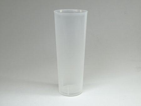 TUBO 300.irrombiple 450x338 - Vaso de tubo 300cc de plástico irrompible