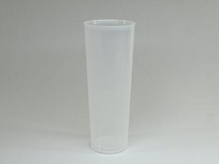 TUBO 330.irrombiple 450x338 - Vaso de tubo 330cc de plástico irrompible